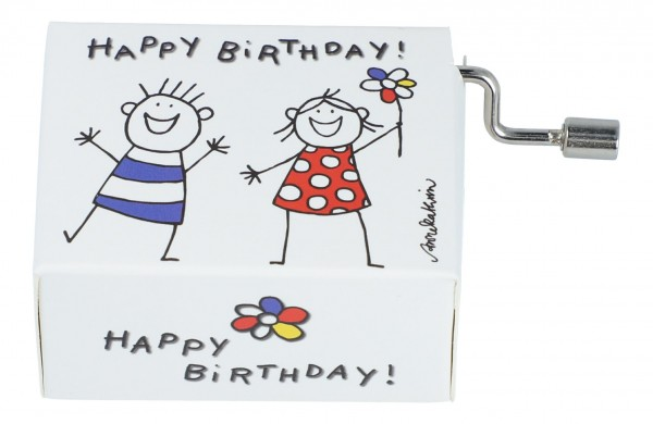 Melodie Happy Birthday