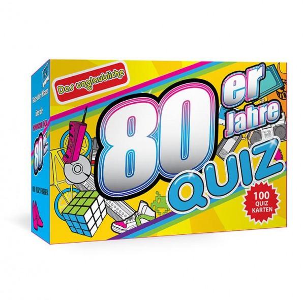 80er Jahre Quiz