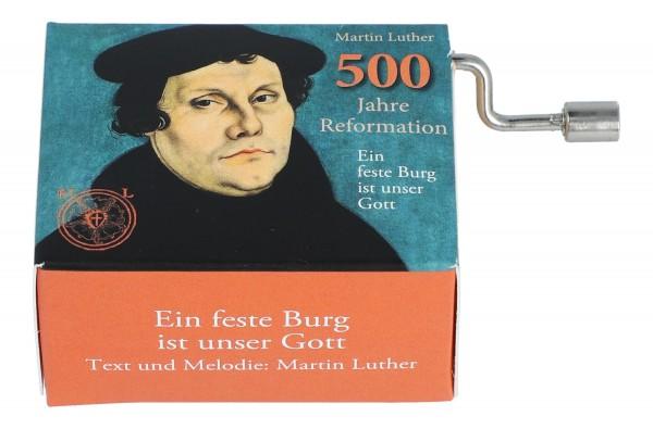 Melodie Eine feste Burg ist unser Gott, Motiv Luther 2017, 500 Jahre Reformation