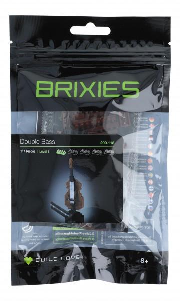 Brixies  Mini-Collectionen / Microsized building blocks, Contrabass