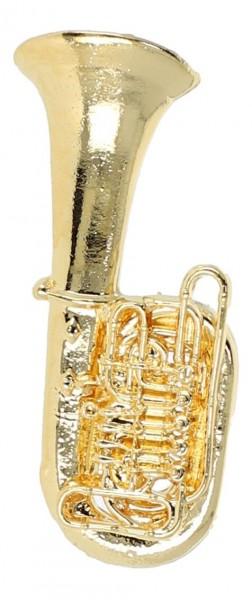 Pin, ohne Box, Tuba