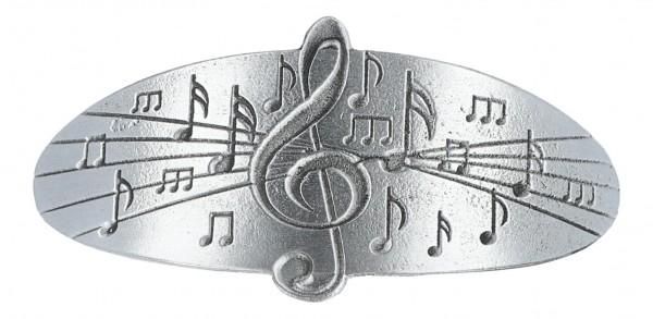 Haarspange Violinschlüssel
