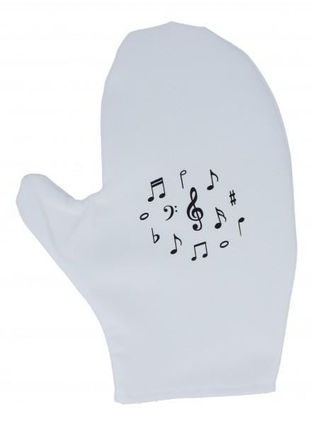 Mikrofaser-Handschuh Notenmix