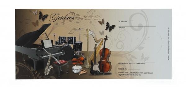 Bildpostkarte, Gutschein